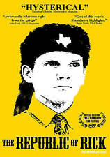 The Republic of Rick (DVD, 2015)Hilarious Send-Up of Fringe Radical Groups