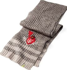 NWT SmartWool Charley Harper Collection Cardinal Scarf- Taupe