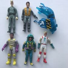 Vintage The Real Ghostbusters Action Figures Kenner Toy Bundle