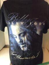 Billy Joel 2003 Black T Shirt Size Medium