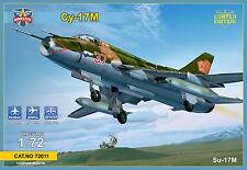1:72 Modelsvit #72011 -  Sukhoi Su-17M Soviet fighter-bomber  USSR, UdSSR