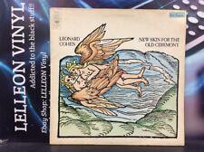 Leonard Cohen New Skin For The Old Ceremony LP Album Vinyl S69087 A2B1 Rock 70's
