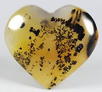 Natural polished Amazing Moss Agate Crystal Sphere Gemstone Reiki Heart Healing