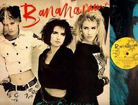 BANANARAMA true confessions (1st uk & inner) LP EX+/EX RAMA 3 synth pop 1986