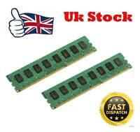 2GB Kit (2x1GB Modules) RAM Memory for HP-Compaq Workstation xw4300/CT DDR2-4200