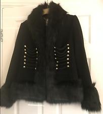 """Biba """"Costume Drama"""" Prussian Short Jacket - UK Size 14 (New)"""