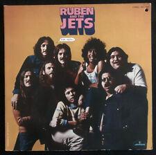 RUBEN AND THE JETS For Real Album LP 1973 Mercury SRM 1-659 - EX/EX+ Vinyl ZAPPA