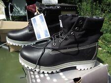 "Men's AVIREX ""Convertible"" Leather Boots # AVM 22112-02 / US 8.5 M / Deadstock"