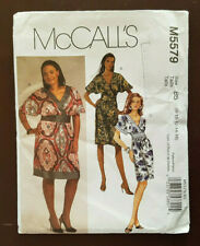 Mc-M5579 Dress Sewing Pattern McCall's Size 8-10-12-14-16 Uncut
