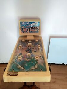Rare flipper Flipp Flop Arcofalc Stardrake Goldorak jeu vintage électronique *