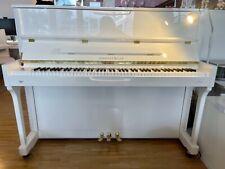 klavier weiß poliert gebraucht- Johannes Seiler GS-118D - Scaled by Seiler