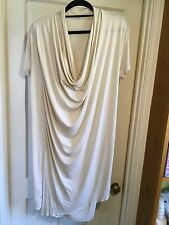 Planet Moda Kylie style tunic beige top - size 12- looks great with leggings!!!!