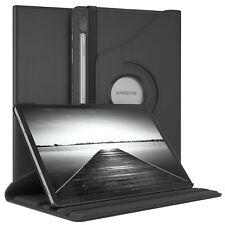 Für Samsung Galaxy Tab S6 Schutzhülle Tablet Tasche Rotation Case 360° Schwarz