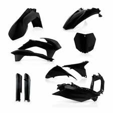 Acerbis Full Plastics Kit - KTM SX 125/150/250 & SXF 250/450/505 2013-14 - Black