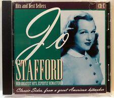Jo Stafford: Her greatest Hits CD-C. (JSP Records,2007) (cd3051)