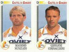 CALCIATORI PANINI 1997-98 Figurina-Sticker n 444 MUNZIATO CASTEL DI SANGRO-New