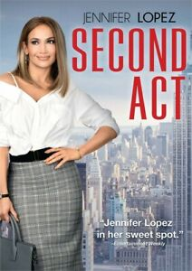 Second Act (DVD, 2019)