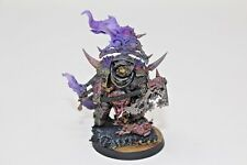 Warhammer Chaos Space Marine Deathguard Lord of Contagion Well Painted