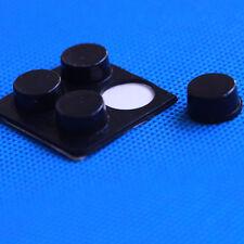 Lot of 4 Rubber Feet SELF ADHESIVE For Dell HP LENOVONO Laptop Bottom - Black
