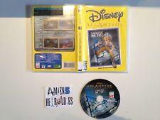 Disney Atlantide L'epreuve du Feu PC FR