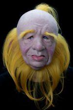 """Sad Dwarf"" Silicone Mask  Hand Made, Halloween High Quality, Realistic"