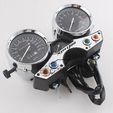 Motorcycle Speedometer Tachometer Gauges KM/H For Yamaha XJR1300 1989-1997 260
