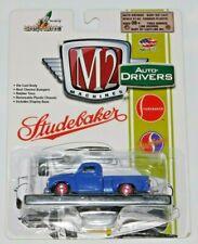 M2 MACHINES AUTO DRIVERS 1951 STUDEBAKER 2R TRUCK