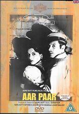 Aar Paar - Guru Dutt / Shyama - Neuf film Bollywood DVD