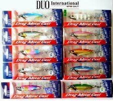 DUO DRAG METAL CAST JIG 30gr. Shore Jigging,JIG,Saltwater Fishing Lure,Hard Bait
