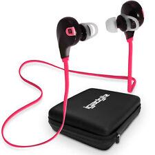 Auriculares rosa para teléfonos móviles y PDAs Universal