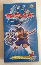 CS30 FILM VHS BleyBlade n.1 Incontri di Qualificazioni