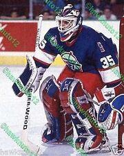 BOB ESSENSA Winnipeg Jets 8 X 10 color GLOSSY PHOTO NHL HOCKEY # wpJ35B7xgs