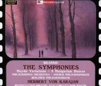 KARAJAN CONDUCTS BRAHMS SYMPH - WALTER BRUNO and COLUMBIA SYMPHO [CD]