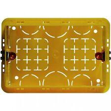 Scatola incasso Vimar e Ticino V71303 503E pezzi 15 3 moduli