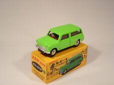 DAN TOYS Morris mini Traveller Vert  Fluo (Ed.Lim.250 Ex.) Ref.197VF
