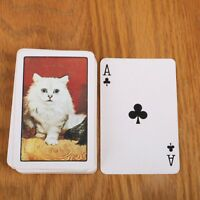 Vintage Cat Playing Cards Deck