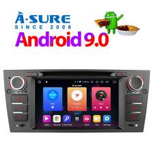 """32GB Android 9.0 7"""" Autoradio DVD GPS Navigation DAB für BMW E90 E91 E92 E93 OBD"""