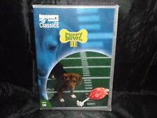 VERY HARD TO FIND PUPPY BOWL II DVD New & Sealed FREE SHIPPING