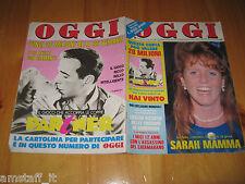 OGGI 1988/34=SARAH FERGUSON=ROSITA CELENTANO=MODUGNO=IVY GUNTER=SPADOLINI G.=