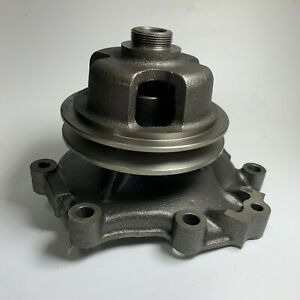 Ford 5010 5610 6610 7010 7610 7710 Water Pump w/ Threaded Pulley FAPN8A513HH