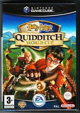 Gamecube Harry Potter Quidditch World Cup (2003), Brand New Factory Sealed