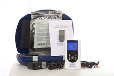 Electroestimulador TENS Y EMS InTENSity Twin Stim III con Adaptador y Electrodos
