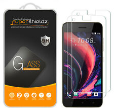 2x Supershieldz® Tempered Glass Screen Protector Saver For HTC Desire 10 Pro