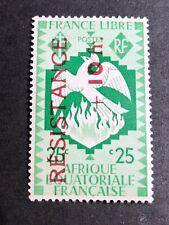French Equatorial Africa Scott B26 Mint OG CV $40