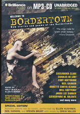 Audiobook - Welcome to Bordertown Special Edition by Holly Black + Ellen Kushner