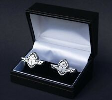 Scarab Cufflinks Egyptian Beetle Vintage Style BOXED Cuff Links FREE UK POST