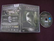 L'homme invisible de James Whale avec Claude Rains, DVD VOSTF, Horreur