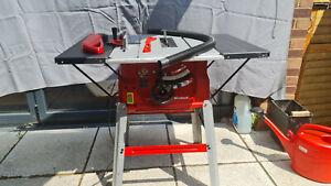 Einhell TC-TS 2025/1 U 250mm Table Saw   (NO RESERVE)
