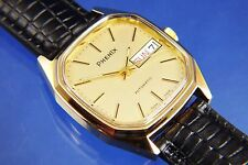 Retro Vintage Phenix Revue Automatic Gents Watch Circa 1970S - NOS Never Worn