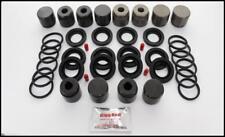 FRONT Brake Caliper Repair Kit +Pistons for PORSCHE CAYENNE 2002-2010 (BRKP167)